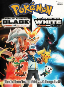 pokemon black white netflix