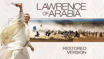 Lawrence of Arabia: Restored Version film serier netflix