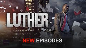 Se Luther på Netflix