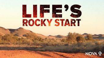 Se NOVA: Life's Rocky Start på Netflix