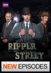 Se Ripper Street (Sæson 2) på Netflix