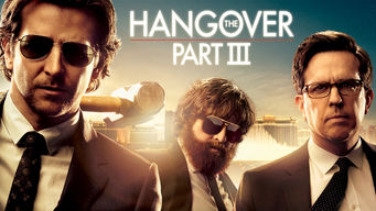 Se The Hangover: Part III på Netflix
