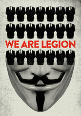 Se We Are Legion: The Story of the Hacktivists på Netflix