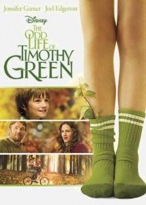 odd life timothy green netflix danmark