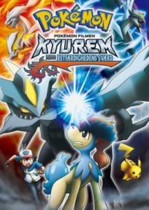 pokemon kyurem sword justice netflix dk