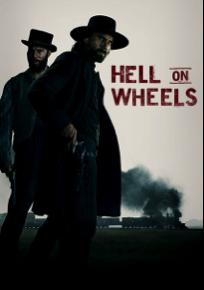 hell on wheels sæon 2 3 netflix