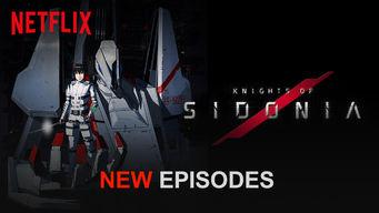 Se Knights of Sidonia på Netflix