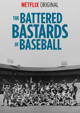 Se The Battered Bastards of Baseball på Netflix