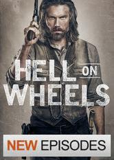 Se Hell on Wheels på Netflix