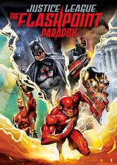 Se Justice League: The Flashpoint Paradox på Netflix