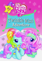 Se My Little Pony: Twinkle Wish Adventure på Netflix