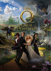 oz great powerful netflix danmark