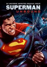 Se Superman: Unbound på Netflix