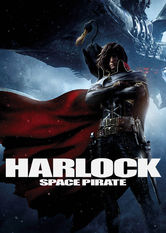 Se Harlock: Space Pirate på Netflix