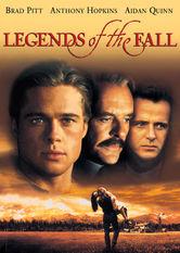 Se Legends of the Fall på Netflix