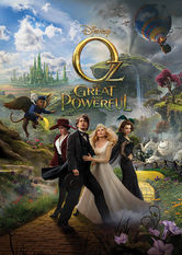 oz the great and powerful netflix