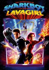 Se The Adventures of Sharkboy & Lavagirl på Netflix