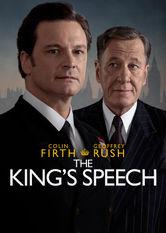 the kings speech netflix