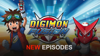 Se Digimon Fusion på Netflix