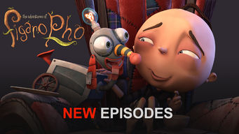 Se The Adventures of Figaro Pho på Netflix