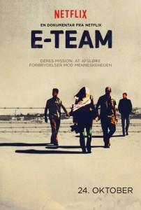 e-team dokumentar netflix