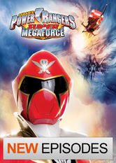 Se Power Rangers Super Megaforce på Netflix