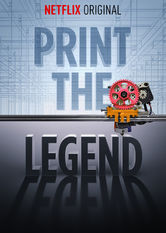 print the legend 3d printer netflix