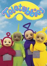 teletubbies netflix