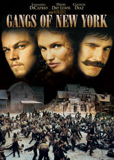 Se Gangs of New York på Netflix