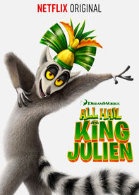 all hail king julian netflix