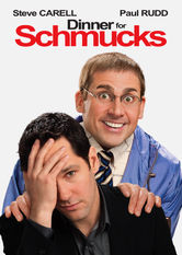 Se Dinner for Schmucks på Netflix