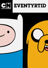 eventyrtid adventure time netflix