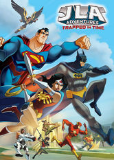 Se JLA Adventures: Trapped in Time på Netflix