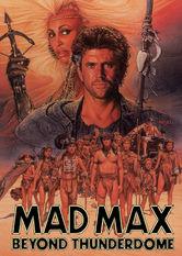 Se Mad Max 3: Beyond Thunderdome på Netflix