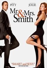 Se Mr. & Mrs. Smith på Netflix