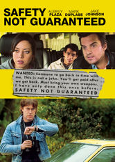 Se Safety Not Guaranteed på Netflix
