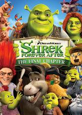 Se Shrek Forever After på Netflix