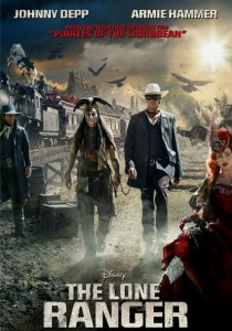 the lone ranger film netflix
