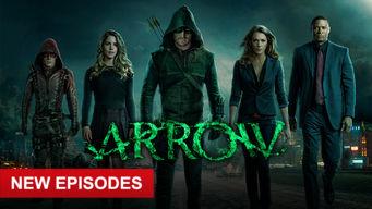 Arrow film serier netflix