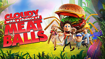 Se Cloudy with a Chance of Meatballs på Netflix