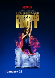 Iliza Shlesinger Freezing Hot comedy netflix