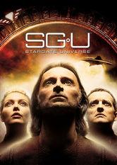 Se Stargate Universe på Netflix