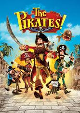 Se The Pirates! Band of Misfits på Netflix