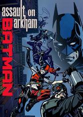 Se Batman: Assault on Arkham på Netflix