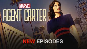Se Agent Carter på Netflix