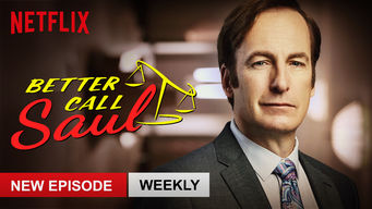 Se Better Call Saul på Netflix