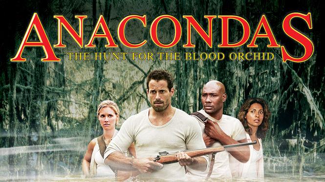 Se Anacondas: The Hunt for the Blood Orchid på Netflix