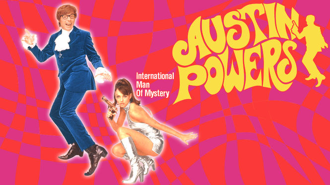 Se Austin Powers: International Man of Mystery på Netflix