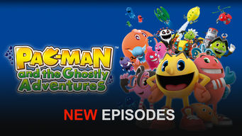 Se Pac-Man and the Ghostly Adventures på Netflix
