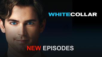 Se White Collar på Netflix
